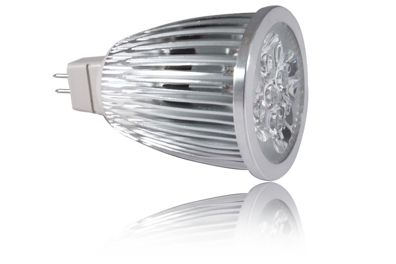 LED bodovka 5W, MR16, 60°