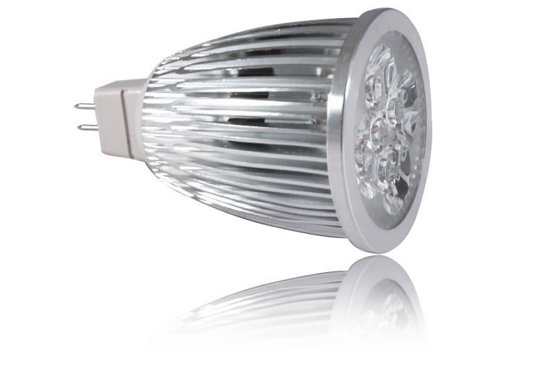 LED bodovka 5W, MR16, 60°