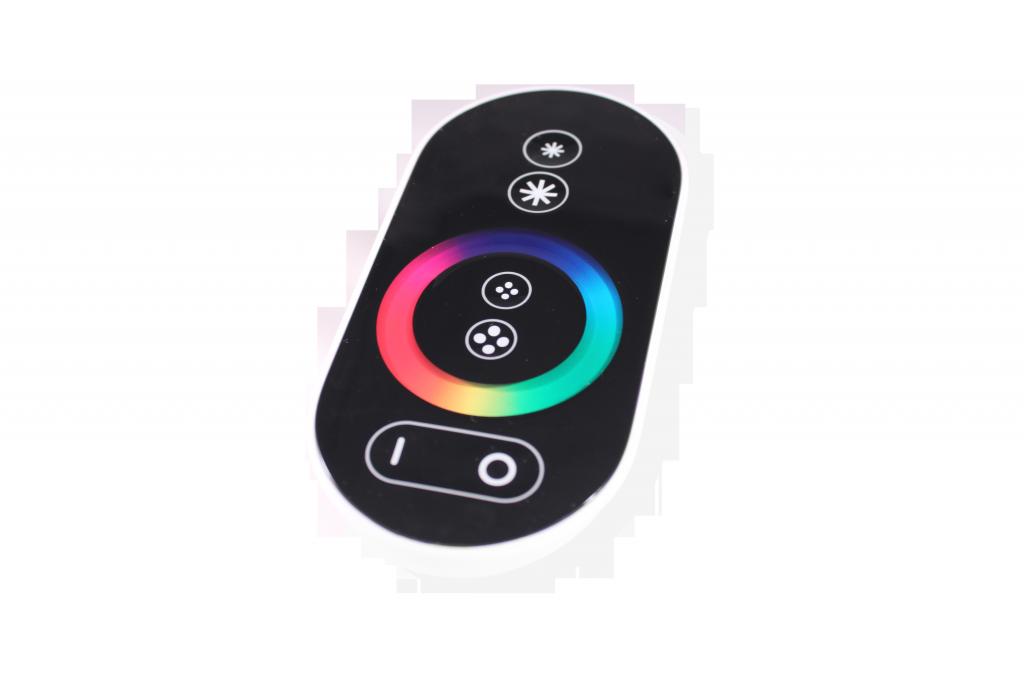 dálkový dotykový ovladač na barevné LED pásky RGB